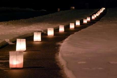 Coralville Aisle of Lights