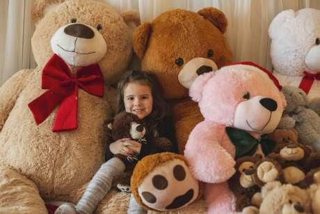 Downtown Teddy Bear Room