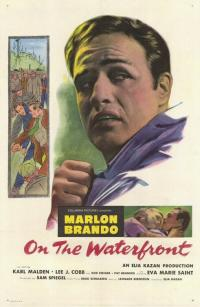 on the waterfront PAC movie poster