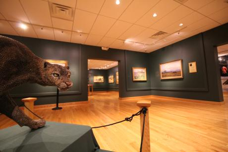 Wehle Gallery at Genesee Country Village & Museum