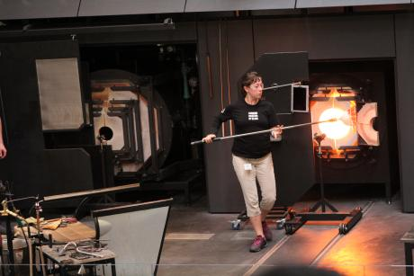 Corning Museum of Glass, Glass Shows