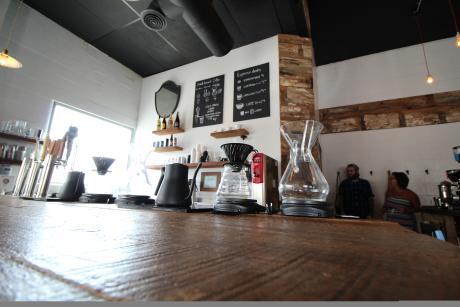 Glenn Edith Coffee on Park Ave