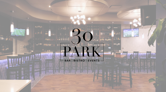 30 Park Logo with photo