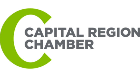 Capital Region Chamber logo