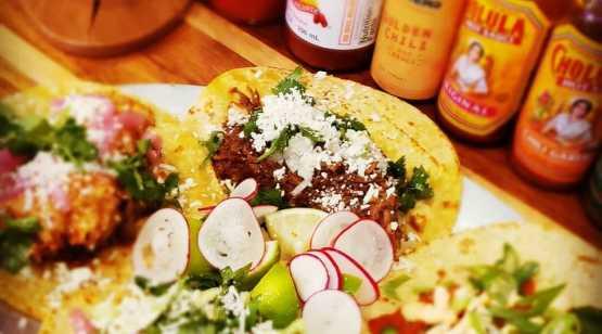 Taquero tacos