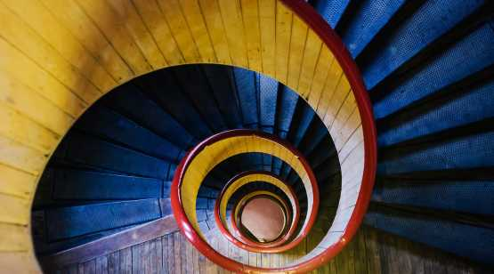 Carter Conboy spiral staircase