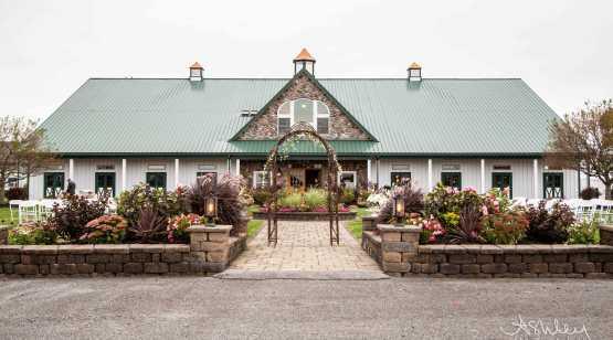 Stone Bridge Farm Hospitality exterior shot