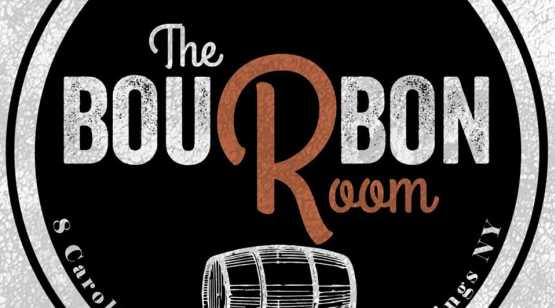 The Bourbon Room Logo