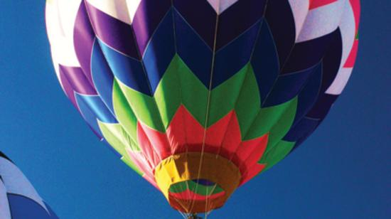 44th Annual Great Wellsville Balloon Rally