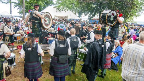 19th Annual Niagara Celtic Heritage Festival & Highland Games