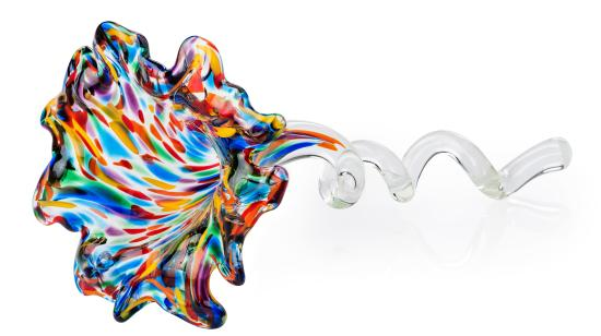 """New Glass Now Exhibit with the """"Glass, Honey! The Corning Museum of Glass Pride Tour"""""""