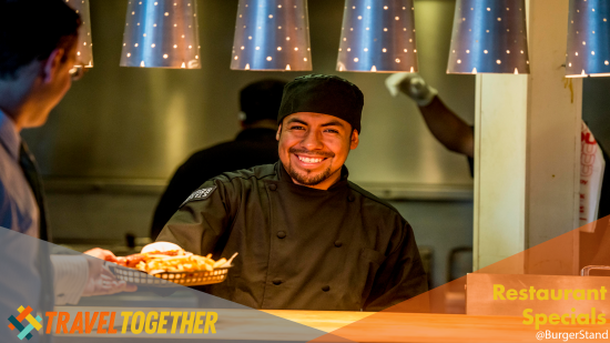 The Burger Stand - Travel Together Program