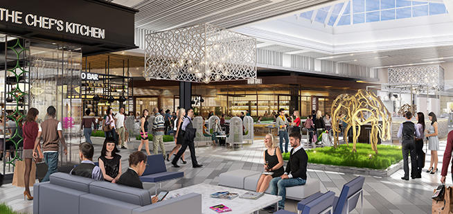 King of Prussia Mall Expansion