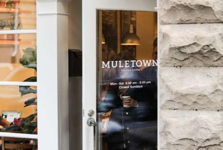 Muletown Roasted Coffee