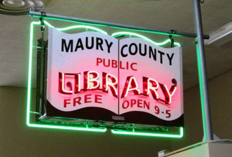 Maury County Public Library