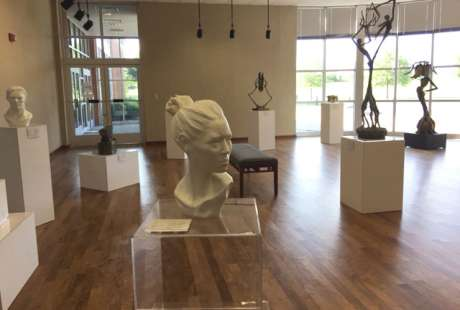 Pryor Art Gallery
