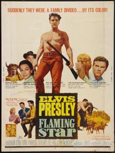 flaming star pac movie