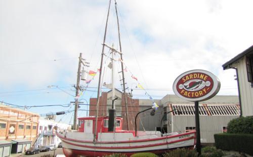The Sardine Factory, Monterey