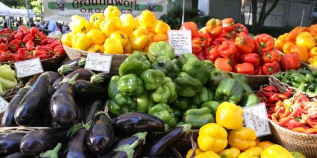 Mapleton Farmers Market