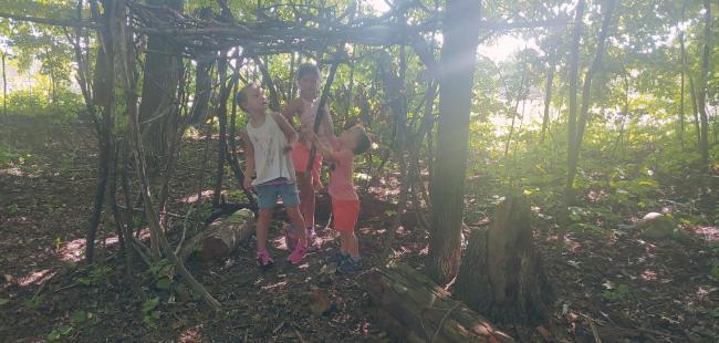 Cumberland Park Michaud-Sinninger Woods