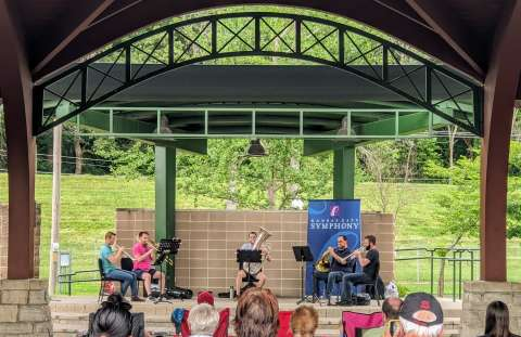 Kansas City Symphony at The Overland Park Arboretum