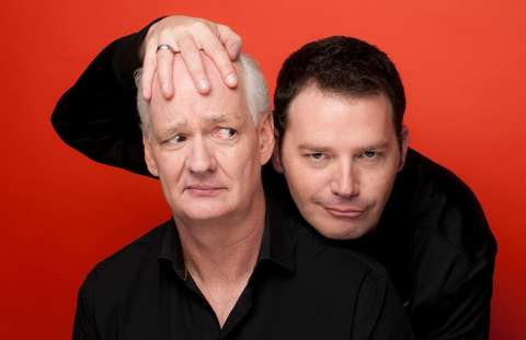 Colin Mochrie & Brad Sherwood - The Scared Scriptless Tour