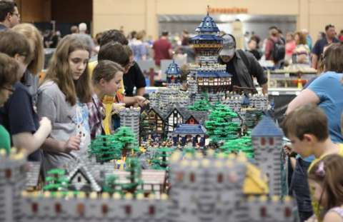 Brickworld - A LEGO Exposition