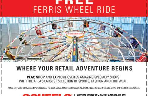 Scheels Ferris Wheel Coupon