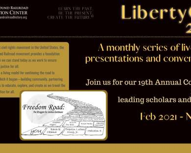LibertyCon 2021 Virtual Conference Series