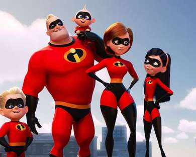 Incredibles 2 - Free Summer Movie