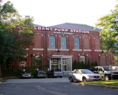 Easter Brunch at the Albany Pump Station