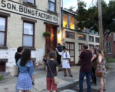 Historic Neighborhood Brew Tour - South End
