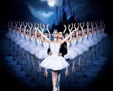 "Russian Ballet Theatre presents ""Swan Lake"""