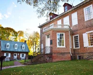Focus Tour: Women of Schuyler Mansion