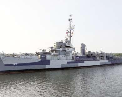 USS Slater DE766