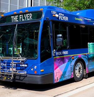 Flyer Bus