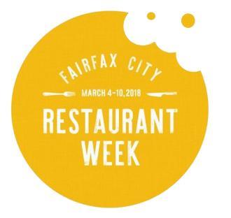 city of fairfax restaurant week image