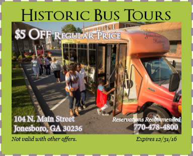 Historic Tour Military Discount