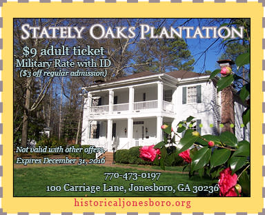 Stately Oaks Military Deal