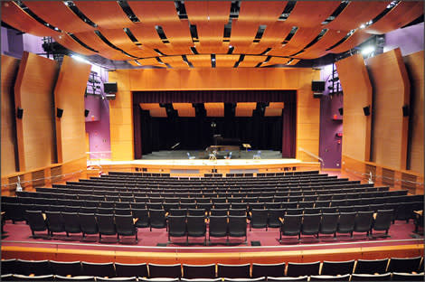 Finger Lakes Community College Auditorium