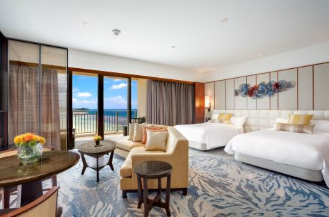 Tsubaki Suite Room