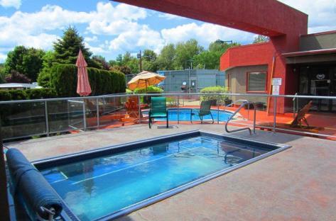Holiday Park Resort Woodlands Adult Activity Centre