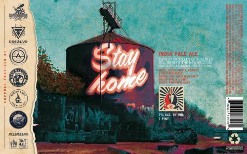 Asheville breweries collaborated on Stay Home, Stay Safe Beer release