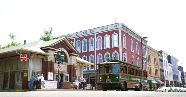 Downtown-Trolley-Paducah
