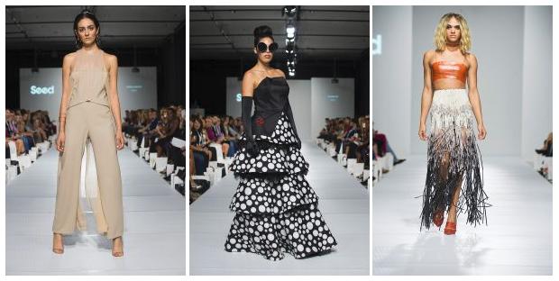 StyleWeek SEED Design Challenge models