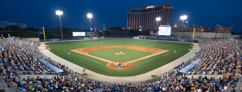 MGM Park by Benton Reed Photography wide