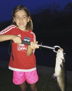 Urban Fishing in Kansas Two
