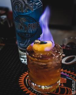 Hollow Spirits Drink