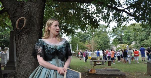 Maple Hill Cemetery Stroll