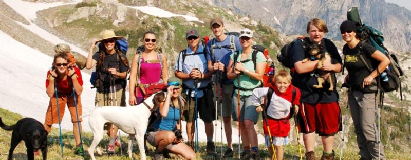 Big Agnes employees & family & friends